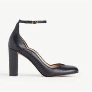 Ann Taylor 'Danna' Block Heel Pump